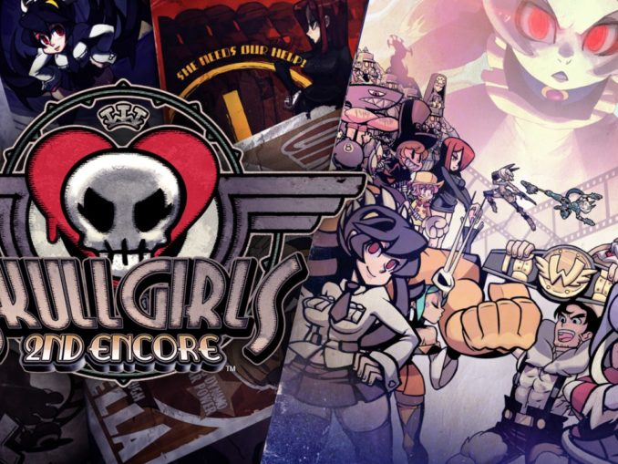 Release - Skullgirls 2nd Encore