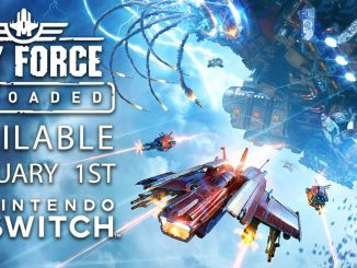 Nieuws - Sky Force Reloaded Launch Trailer