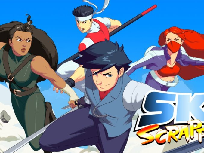 Release - SkyScrappers