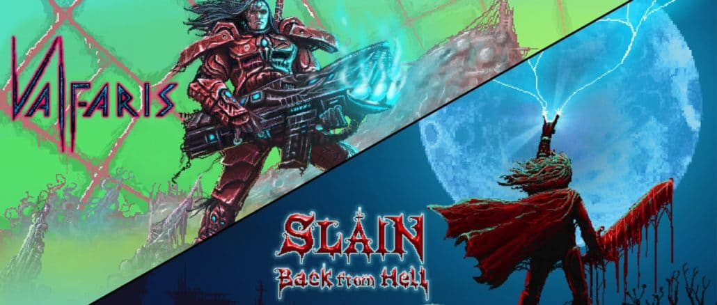 Slain / Valfaris Big Sugar Bundle