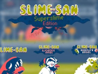 Nieuws - Slime-San: Superslime Edition Patch Live In Japan