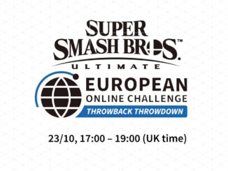 Smash Bros Ultimate European Online Challenge – Throwback Throwdown is today