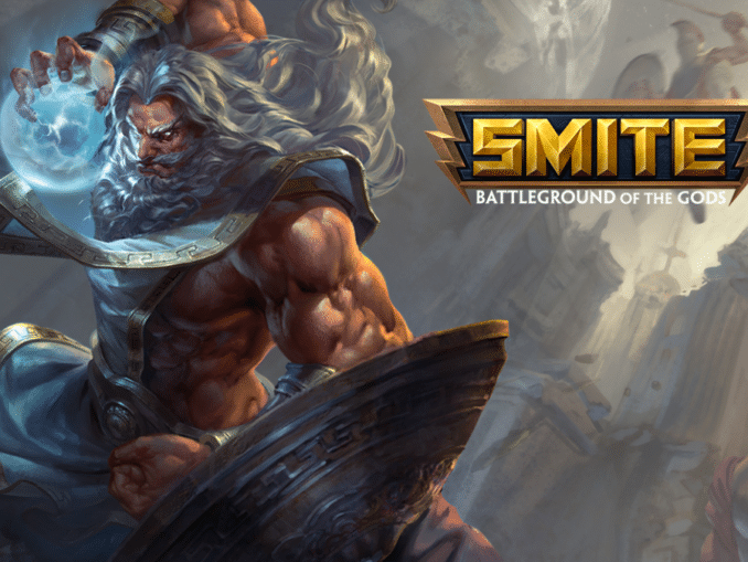 Nieuws - SMITE – Team Up & Play God – Launch Trailer
