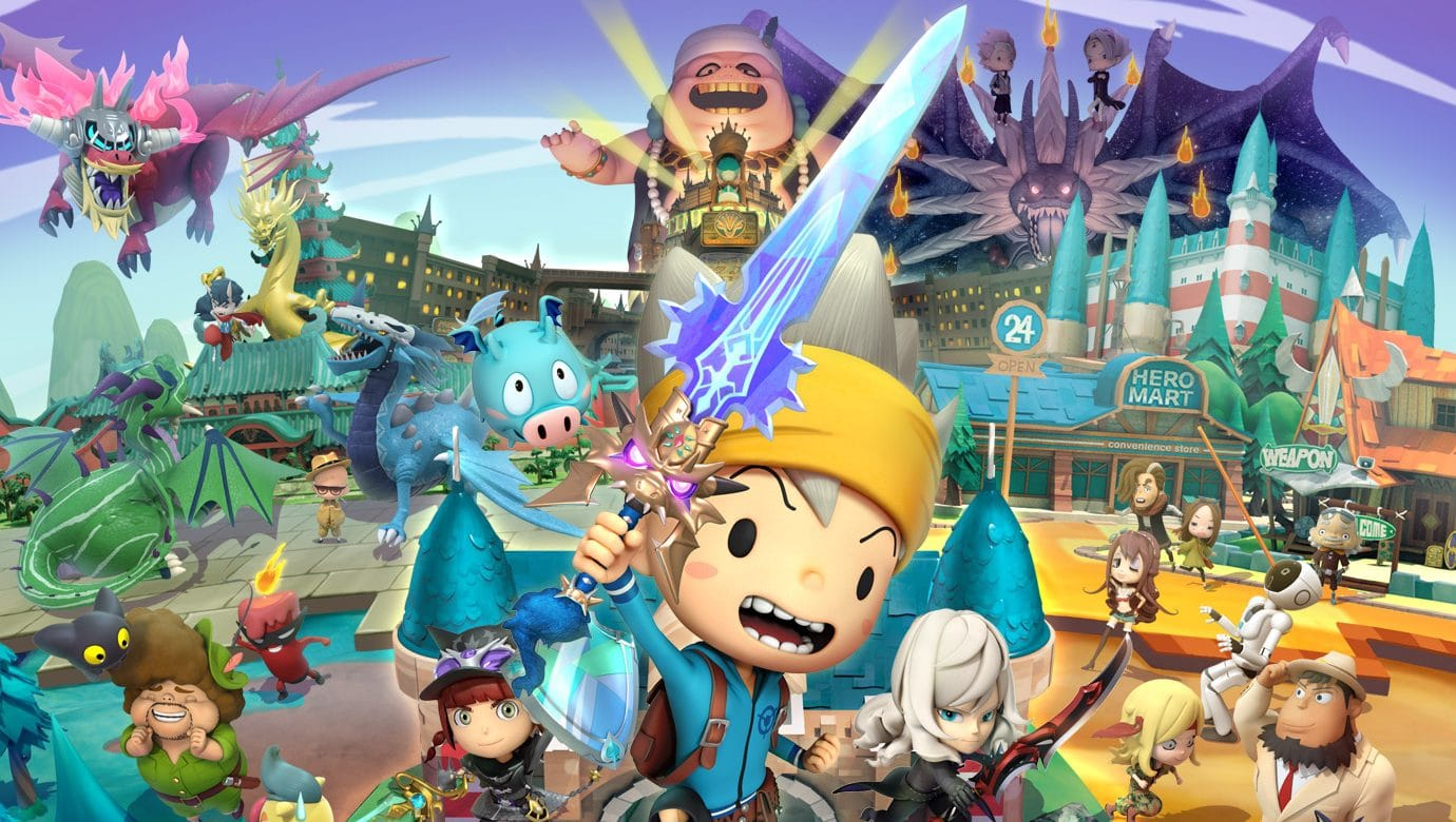 Snack World: The Dungeon Crawl – Gold: OverviewTrailer