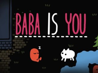 Sneak Peek At Baba Is You