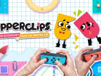 Release - Snipperclips – Cut it out, together!