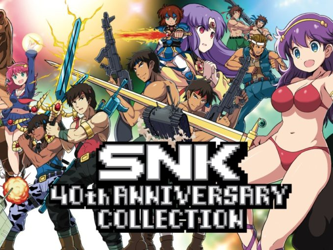Release - SNK 40th ANNIVERSARY COLLECTION