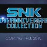 SNK 40th Anniversary Collection deze herfst