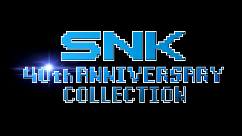 SNK 40th Anniversary Collection Release Trailer