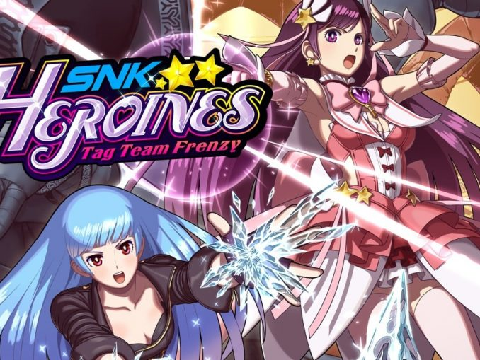 Release - SNK HEROINES Tag Team Frenzy
