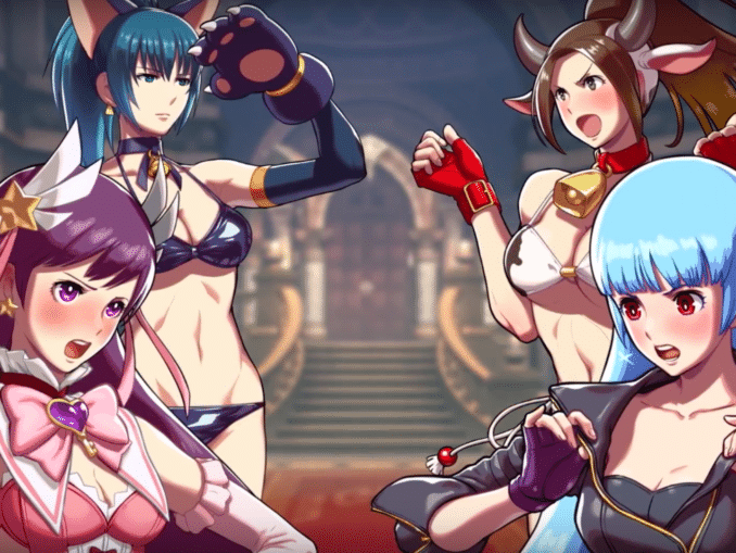 News - SNK Heroines: Tag Team Frenzy Japanese launch trailer