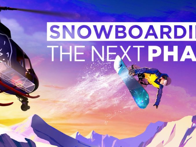 Release - Snowboarding The Next Phase