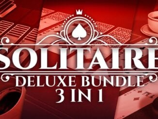 Release - Solitaire Deluxe Bundle – 3 in 1