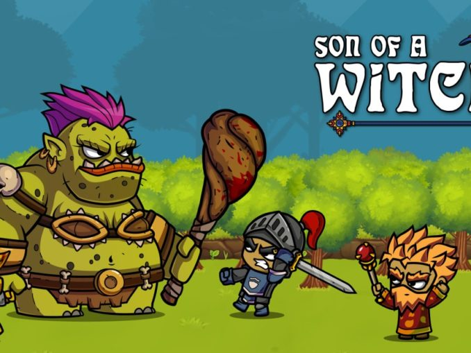 Release - Son of a Witch