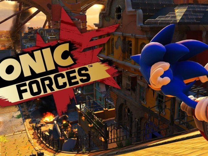 Release - Sonic Forces™