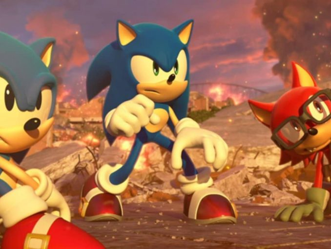 News - Sonic Forces launch trailer