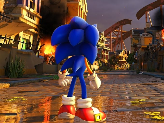 News - Sonic Forces – Original Soundtrack available