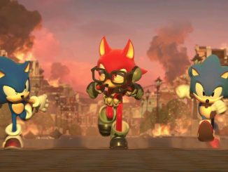 Sonic Forces overview trailer