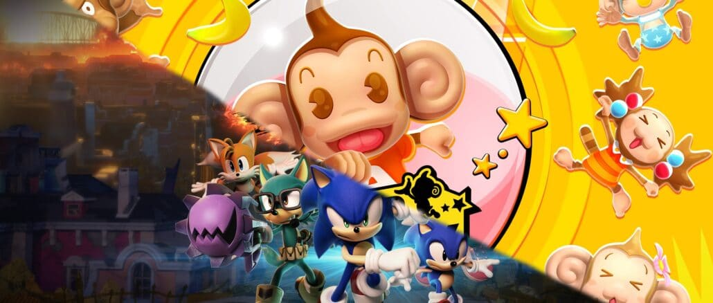 Sonic Forces + Super Monkey Ball: Banana Blitz – HD Double Pack vermeld