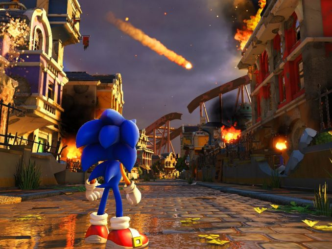 Nieuws - Sonic Forces – Super Sonic DLC