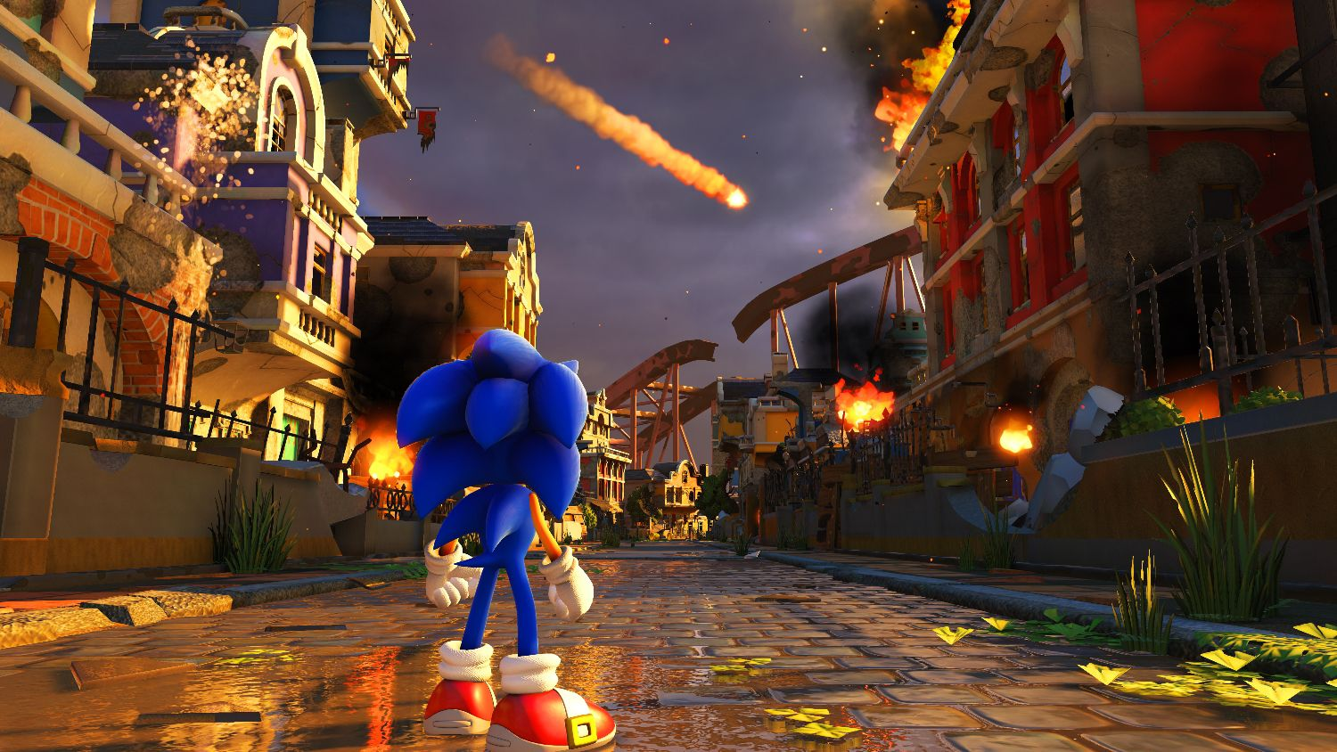 Sonic Forces – Super Sonic DLC