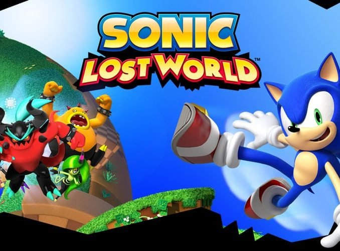 Release - Sonic Lost World