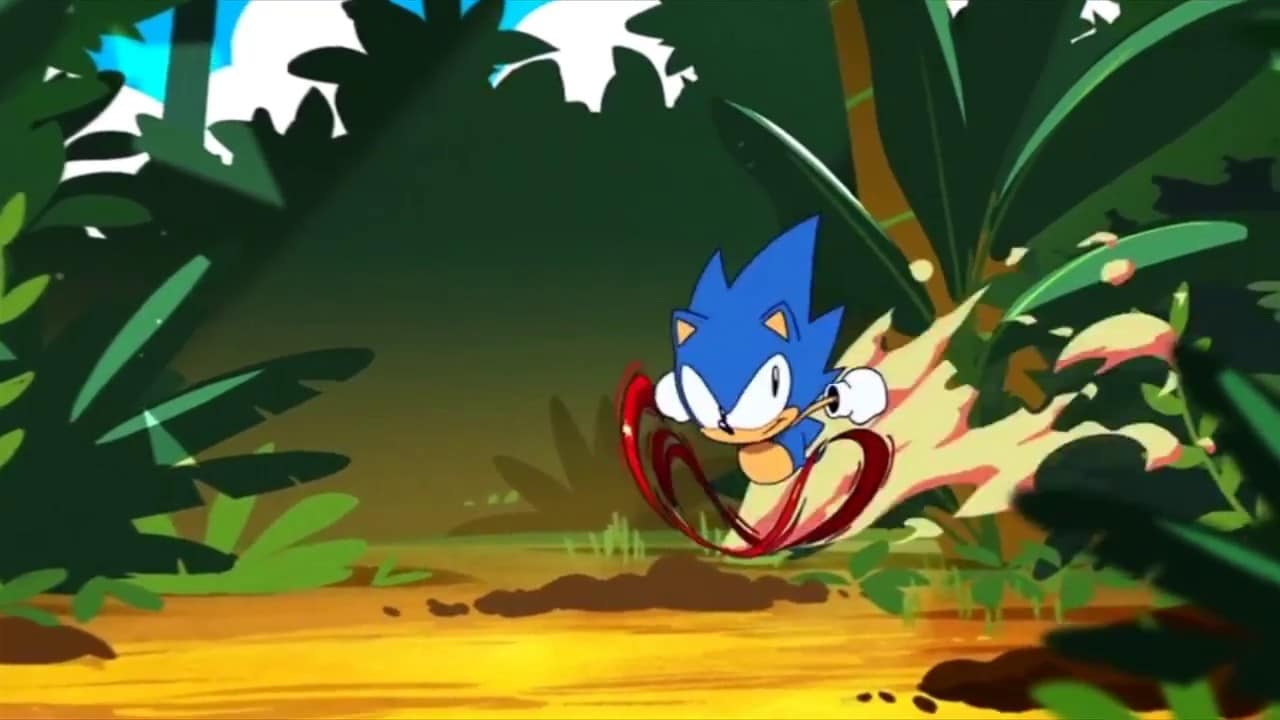Sonic Mania Adventures – first episode