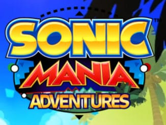 Sonic Mania Adventures – Holiday Special uitgebracht