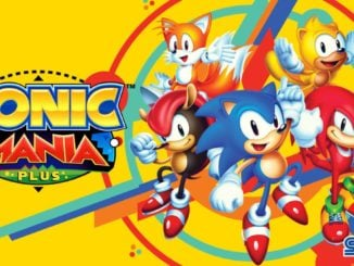 Sonic Mania Encore DLC Gameplay