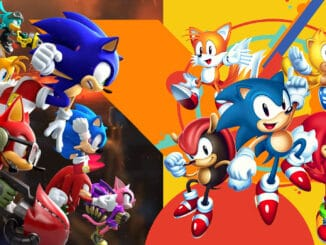 Sonic Mania + Team Sonic Racing Double Pack vermeld