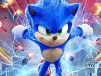 Sonic movie sequel scheduled for April 8th 2022
