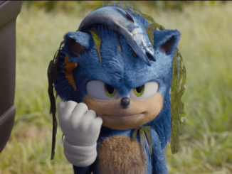 Sonic The Hedgehog Movie – Can't Do This On My Own