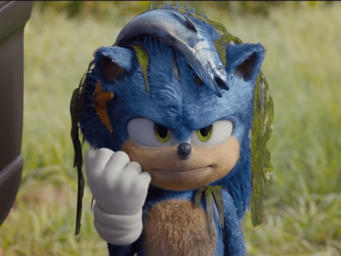 Nieuws - Sonic The Hedgehog Movie – Can't Do This On My Own