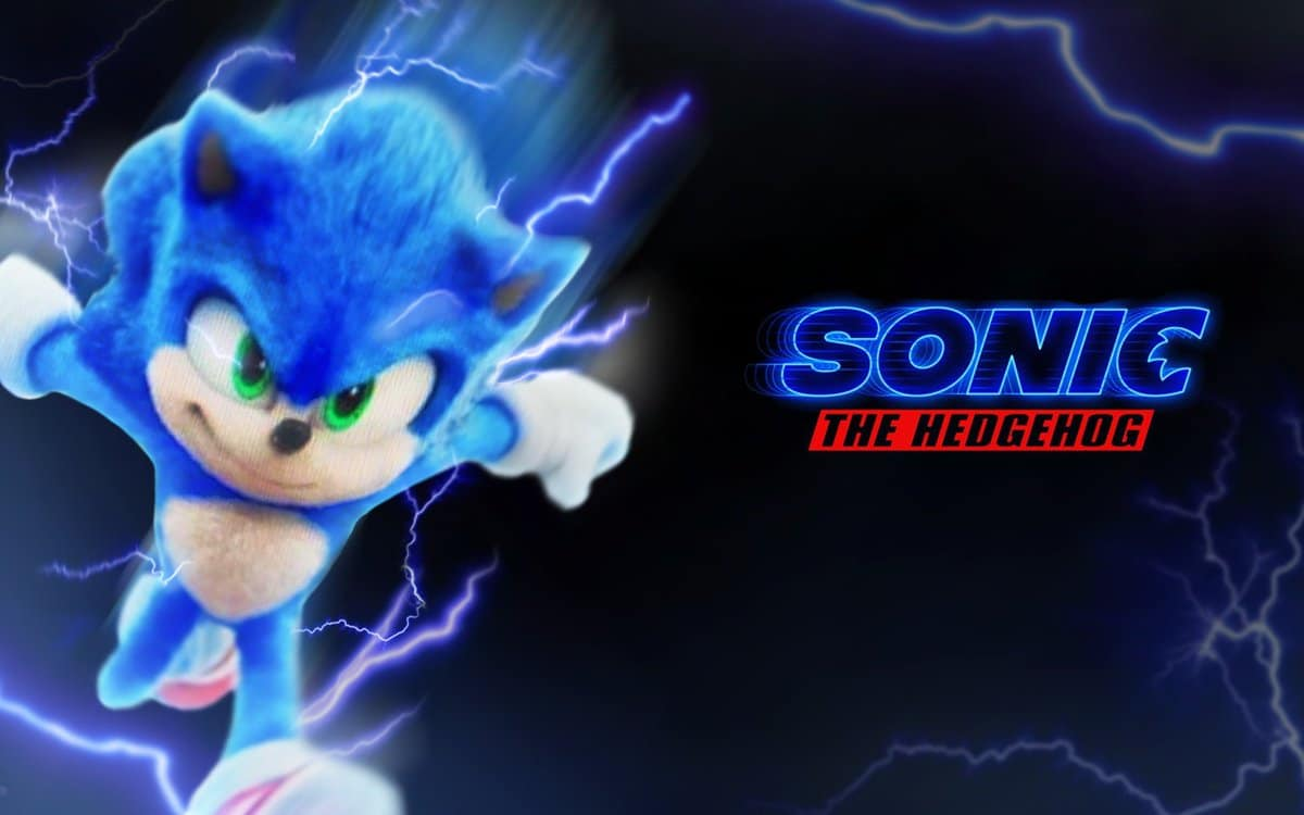 Sonic the Hedgehog film – Speed MeUp – Theme Song