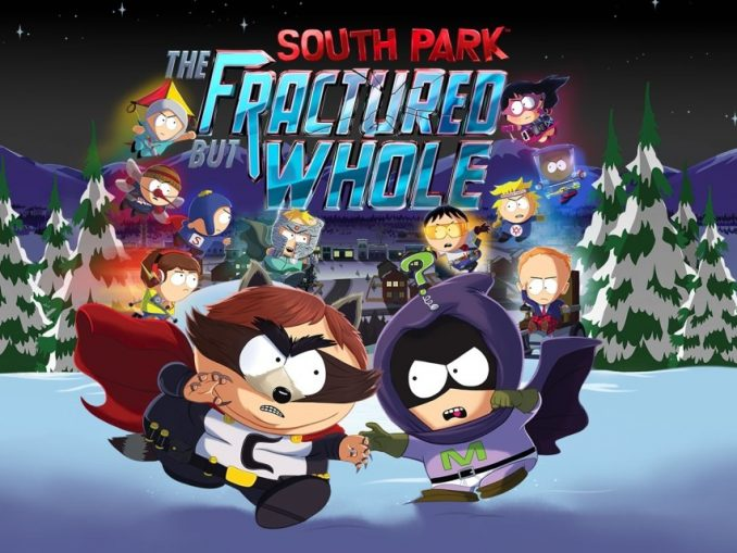 Release - South Park™: The Fractured But Whole™