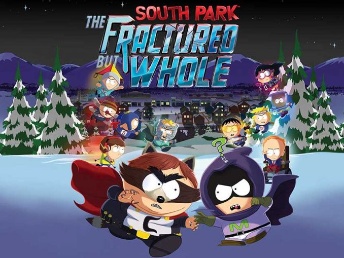 Nieuws - South Park: The Fractured But Whole aangekondigd