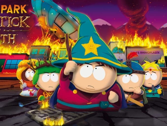 Release - South Park™ : The Stick of Truth™