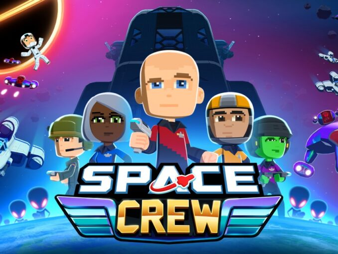 Release - Space Crew