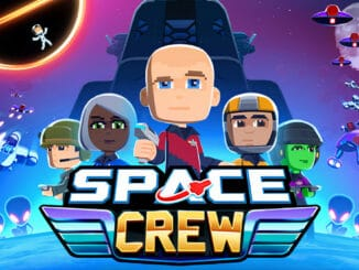 Space Crew – Launches October 15th