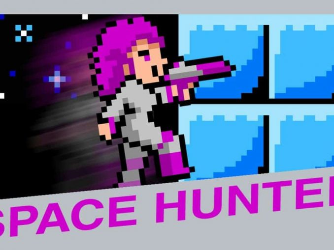 Release - Space Hunted