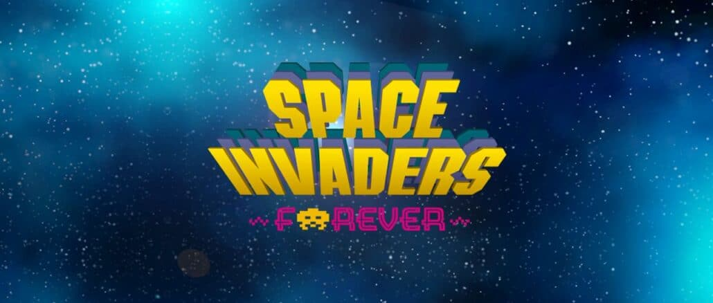 Space Invaders Forever – Westerse release 11 december 2020