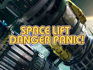 Space Lift Danger Panic! komt 15 februari 2019