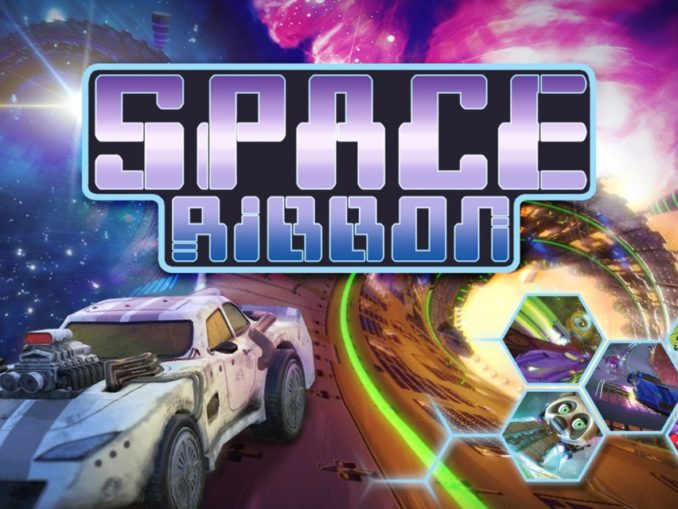 Release - Space Ribbon