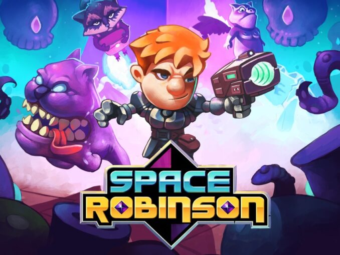 Release - Space Robinson