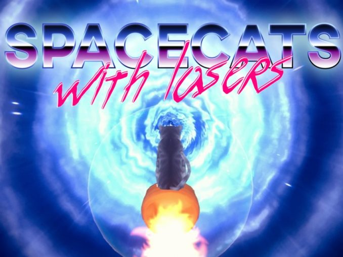 Release - Spacecats with Lasers