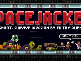 Spacejacked announced and released