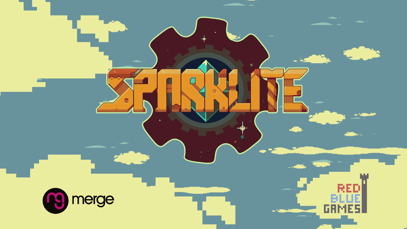 Sparklite – Gameplay introduceert wapens en gadgets