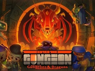 Special Reserve Games – Fysieke editie Enter The Gungeon