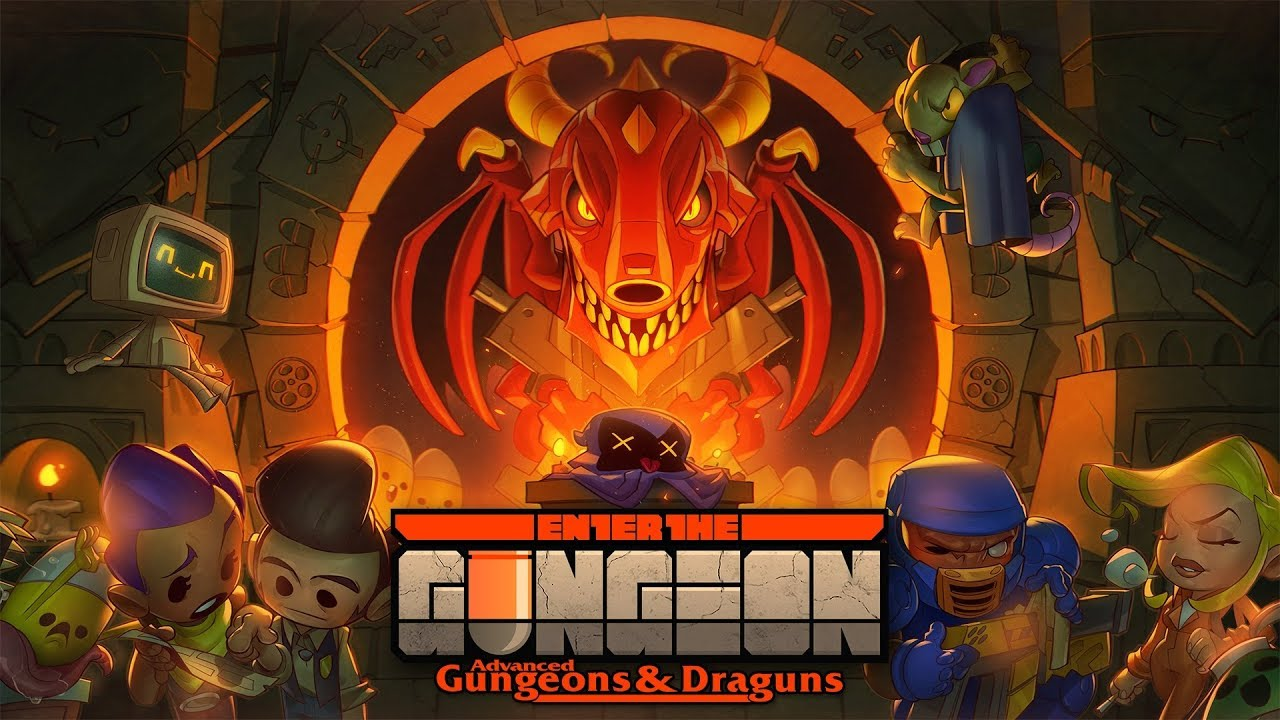 Special Reserve Games – Physical edition Enter The Gungeon