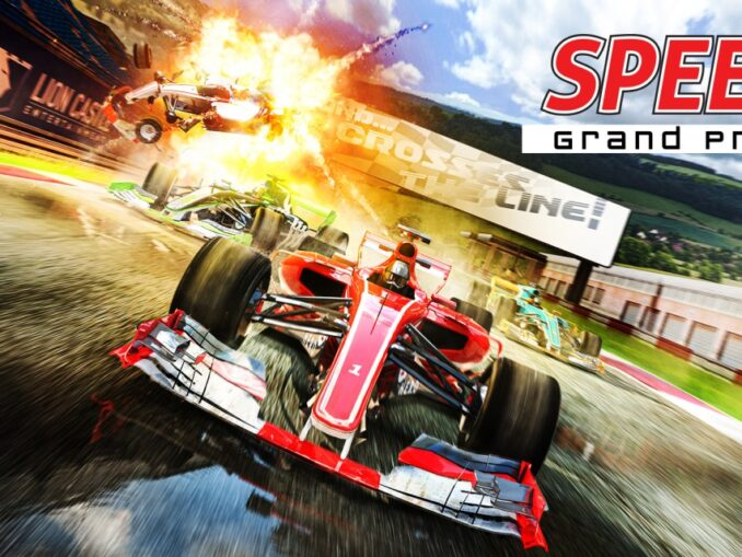 Release - Speed 3: Grand Prix